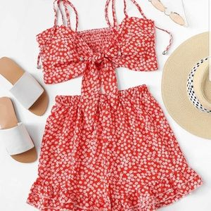 Other - Two piece summer outfit